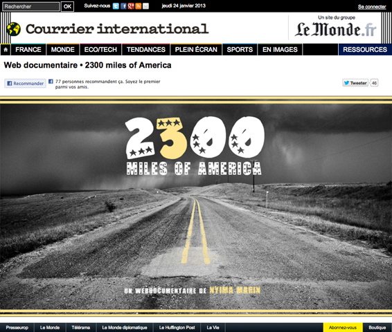 2300miles_courrier